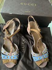gucci Studded Multi Colour shoes size 39
