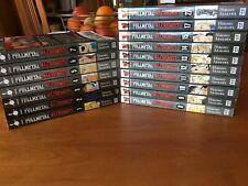 Fullmetal Alchemist, Volumes 1-15, 17, 27 English Manga Lot