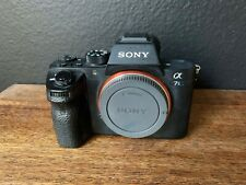 Sony Alpha A7SII A7S2 12.2MP Mirrorless Digital Camera ILCE-7SM2 - Not Working
