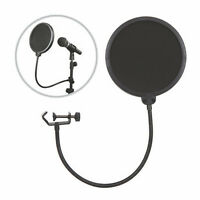 Flexible Mic Microphone Studio Wind Screen Filter Mask Shied  ZP BCDE