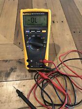 Fluke 179 True-RMS Digital Multimeter - Yellow/Black