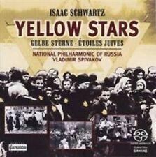ISAAC SCHWARTZ: YELLOW STARS [HYBRID SACD] NEW CD