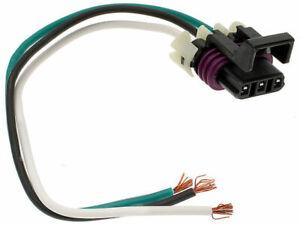 For 2001-2002 GMC C3500HD Engine Coolant Temperature Sensor Connector 34461JZ