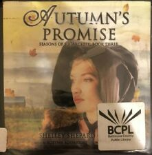 Autumn's Promise (Seasons of Sugar Creek, Book 3)(Library Edition) Audio CD – Un