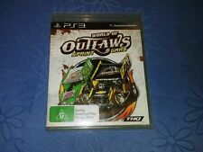 USED PS3 GAME - WORLD OF OUTLAWS SPRINT CARS - DISC IN VERY GOOD+ CONDITION!!!