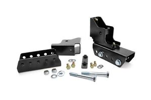 Rough Country Shackle Relocation Kit For Jeep Cherokee XJ 1984-2001