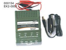 caricabatteria 000154 e-SKY EK2-0852- 3,7V-14,8V Li-Polymer battery