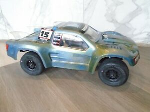 Team Associated sc5m 2wd RC Short Course RC truck