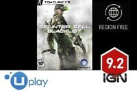 Tom Clancy's Splinter Cell: Blacklist [PC] UPlay Download Key - FAST DELIVERY
