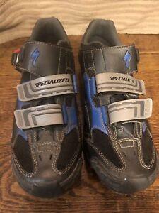 Specialized BG Cycling Bike Shoes EU 43 US Men 10 Black 2 Bolt