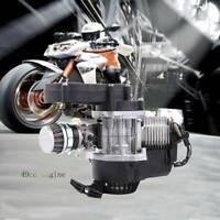 49cc 2 Tempi Motore Carburatore Filtro Del'Aria Da Corsa Mini Moto Quad Bike