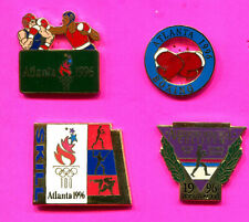 1996 OLYMPIC PIN BOXING PINS PICK A 1-2-3 OR ALL VENUE PINS & SPORT PINS