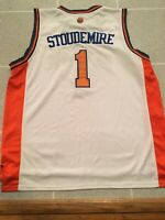 Vintage adidas size 56 Stoudemire Knicks Jersey Embroidered Authentic