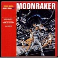 MOONRAKER - 007 JAMES BOND (REMASTER) CD OST NEU