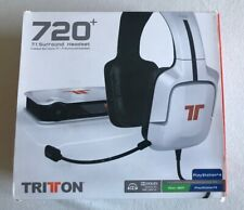 MadCatz Tritton 720+ Gaming Headset Dolby 7.1 Surround for PS4, PS3 and Xbox 360