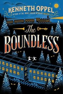 The Boundless - [Simon & Schuster]