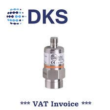 IFM PA3023 Pressure Sensor G 1/4 I Range 0-25bar Out 4-20mA 000322
