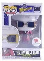 Funko Pop Monsters The Invisible Man #608 Walgreens Exclusive