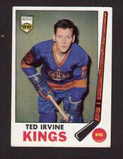 Ted Irvine Los Angeles Kings 1969-70 Topps Hockey Card #103 EX/MT- NM
