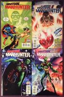 Martian Manhunter #9 to #12 (DC 2016) 4 x Hi grade issues.