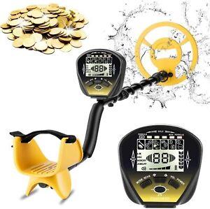COOCHEER Metal Detectors for Adults/Kids, Underwater Metal Detector