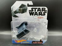 Darth Vader's Tie Fighter Star Wars Hot Wheels Starships 2020 Disney Die-Cast