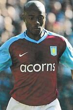 Football Photo>NIGEL REO-COKER Aston Villa 2008-09
