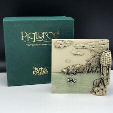 Harmony Kingdom Picturesque tile figurine sculpture box Wimberley Tales The Sea