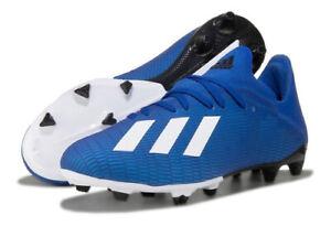 NEW! Men's Adidas X 19.3 FG Football Boots - Various Sizes