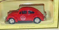 Lledo Promotional Models Rare Red VW Beetle Museum 38154 Konioslutter
