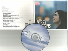 MISSY HIGGINS Steer w/ 2 UNRELASED TRX & DEMO CD single w/ MATT CHAMBERLAIN 2007