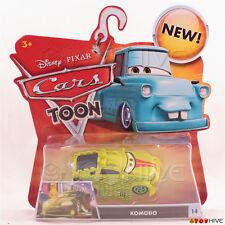 Disney Pixar Cars Toon Komodo #14 from Tokyo Mater by Mattel series 1 release