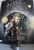 Game Of Thrones GOT Official Collectors Models #27 Ned Stark Figurine NEW