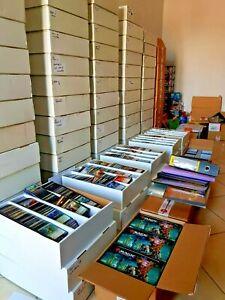 MAGIC MTG 1000 RARE, UNCOMMON , COMMON CARDS STOCK BULK LOTTO