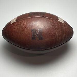 2019 Nebraska Cornhuskers Game Used Adidas Dime NCAA Football University Big Ten