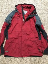COLUMBIA VERTEX SKI SNOW SNOWBOARD JACKET SIZE L LARGE