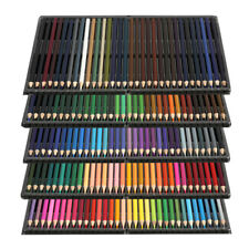 1 Set 160 Colors Oil Base Art Sketching Drawing Colouring Wood Pencils Sketch