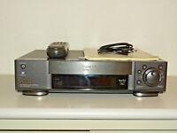 Panasonic NV-HS950 High-End S-VHS Videorecorder inkl. FB&BDA, 2 Jahre Garantie