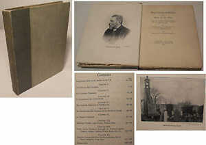 The Churches Of Buchan and Notes By The Way by Rev N K Mcleod 1899 NE Scotland