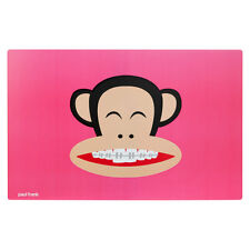 Paul Frank Pink Table Mat/Placemat With Julius with Braces on Teeth - 20120003