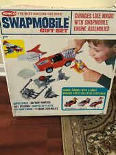 VINTAGE REMCO SWAPMOBILE NEVER PLAYED WITH FROM 1960'S COMPLETE ,UNUSED, NRFB