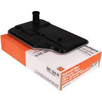 Original MAHLE / KNECHT Hydraulikfilter für Automatikgetriebe HX 124D