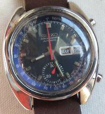 Seiko Ref. 6139-6012 Chronograph automatic mens wristwatch steel case