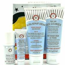FIRST AID BEAUTY Skin Dreamzzz 4-pc SET NORMAL DRY COMBINATION SKIN