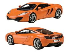 MCLAREN MP4-12C METALLIC ORANGE 1/43 DIECAST CAR MODEL BY AUTOART 56006