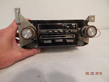 DELCO Car Stereo OEM Factory Am/Fm Cassette DNR 1978-87 Monte Carlo Olds Pontiac