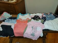 Lot Of Toddler Girls Summer/Spring Clothing, Excellent Condition Size 2T