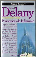 SAMUEL DELANY ° LA CHUTE DES TOURS ° PRISONNIERS DE LA FLAMME - POCKET SF