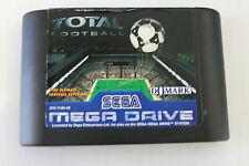 Total Football SEGA MEGADRIVE/GENESIS/NOMAD