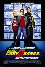 Agent Cody Banks movie poster  - Frankie Muniz